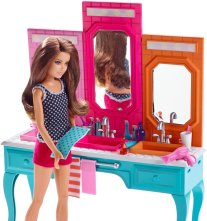 Barbie Sisters Skipper Doll with Bath Vanity1
