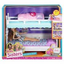 Barbie Sisters Stacie Doll with Bunk Beds Giftset NRFB
