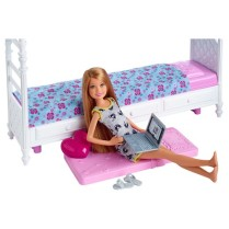 Barbie Sisters Stacie Doll with Bunk Beds Giftset variation
