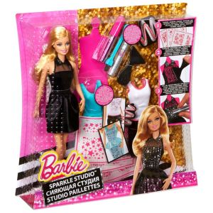 Barbie Sparkle Studio Doll nrfb