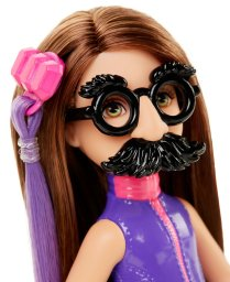 Barbie Spy Squad Junior Agent Doll, Purple face1