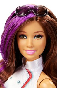 Barbie Spy Squad Teresa face