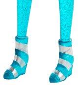 Barbie Star Light Adventure Blue and Purple Hair Junior shoes