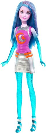 Barbie Star Light Adventure Blue and Purple Hair Junior