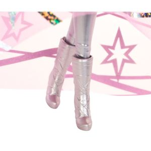 Barbie Star Light Adventure Doll boots