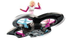 Barbie Star Light Adventure Flying RC Hoverboard Doll flyer2