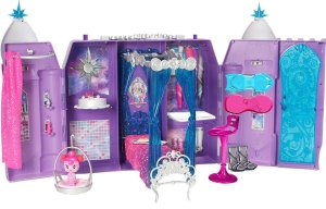 BARBIE STAR LIGHT STARLIGHT ADVENTURE GALAXY CASTLE PLAYSET