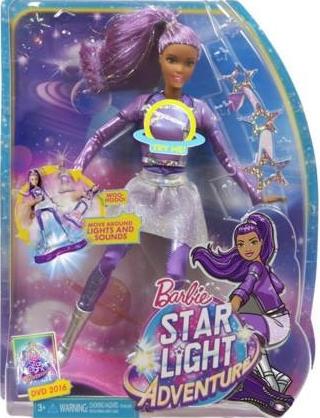 Barbie Starlight Adventure Co-Lead