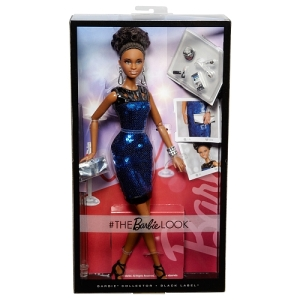 Barbie The Look Doll, Black hair