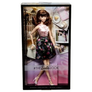 Barbie The Look Doll, Brunette