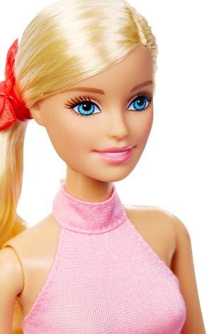 Barbie Valentine Sweetie Doll face