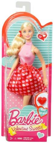 Barbie Valentine Sweetie Doll nrfb