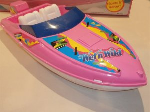Barbie Wet'n'Wild Speedboat