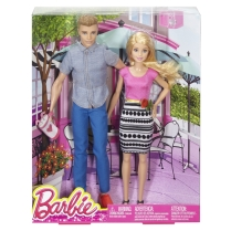 Barbie® and Ken™ Doll Gift Set