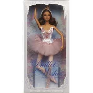 Barbie® 2016 Ballet Wishes® Doll NRFB