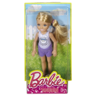 Barbie® Chelsea™ Sleepover Fun Doll