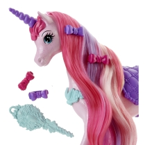 Barbie® Endless Hair Kingdom™ Unicorn acc