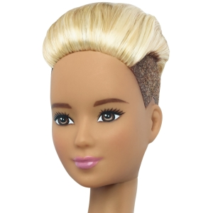 Barbie® Fashionistas™ 44 Leather & Ruffles Doll & Fashions - Tall
