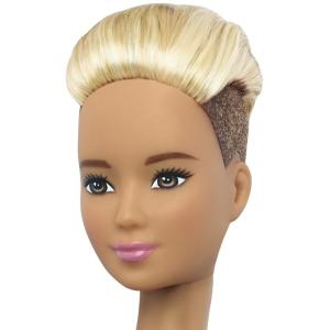Barbie® Fashionistas™ 44 Leather & Ruffles Doll & Fashions - Tall