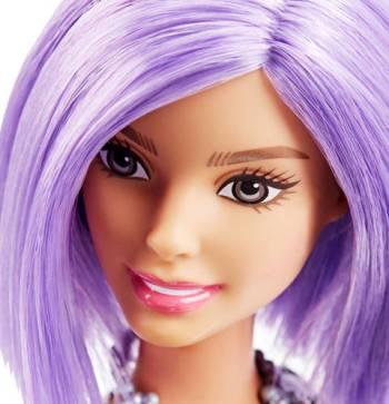 Barbie® Fashionistas™ Doll 18 Va-Va-Violet - Original face