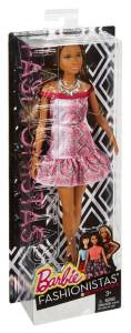 Barbie® Fashionistas™ Doll 21 Pretty in Python - Original NRFB