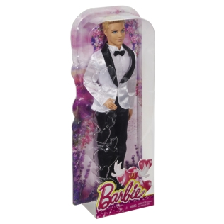 Barbie® Groom Doll NRFB
