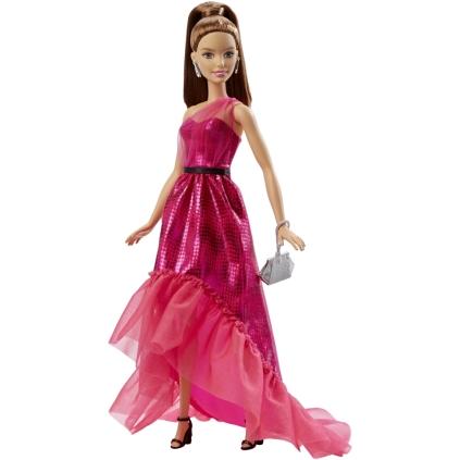 Barbie® Pink & Fabulous™ Doll - Brunette