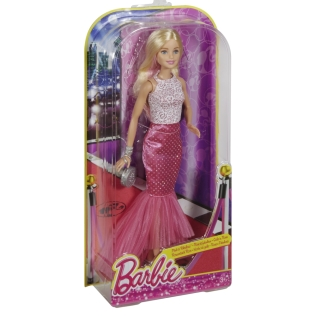 Barbie® Pink & Fabulous™ Doll NRFB