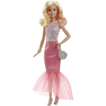 Barbie® Pink & Fabulous™ Doll