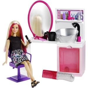 Barbie® Sparkle Style Salon™ & Doll - Blonde