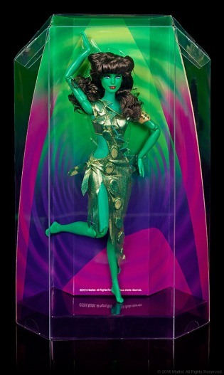 Barbie® Star Trek™ 50th Anniversary Doll NRFB
