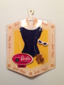 BarbiePak~HELENCA SWIMSUIT~dark blue