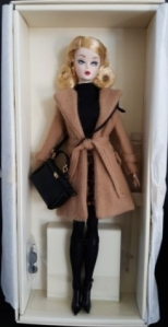 Camel Coat Barbie NRFB