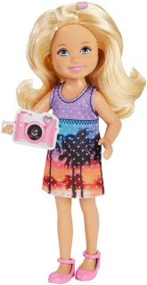 Chelsea Doll with Camera flyer