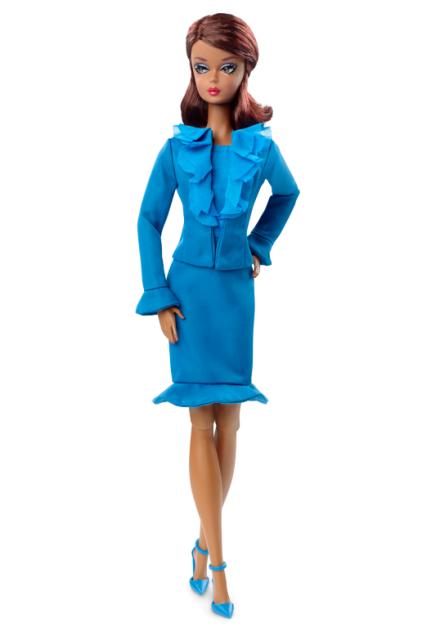 Chic City Suit Barbie® Doll flyer