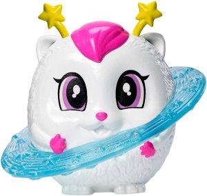 Galaxy Cat Figure, White