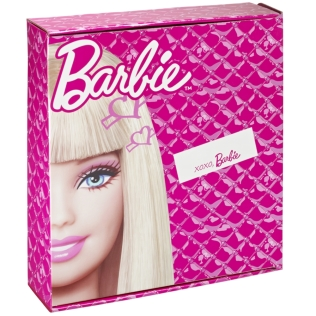 Keepsake Barbie® Doll & Fashions Gift Pack - Pink Passion nrfb