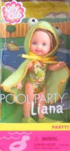 Kelly Club Liana Pool Party Doll