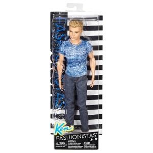 Ken Fashionistas - Ken Doll NRFB