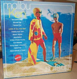Malibu Surf's Up