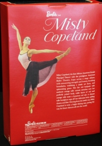 Misty Copeland back box