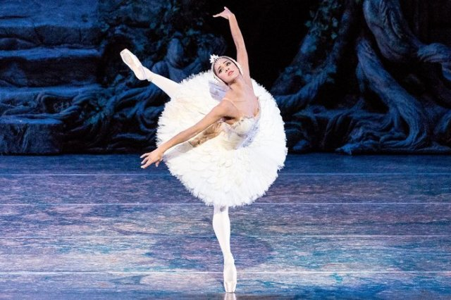 Misty Copeland - Swan Lake