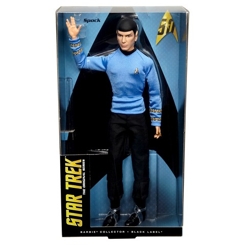 Mr. Spock Doll NRFB