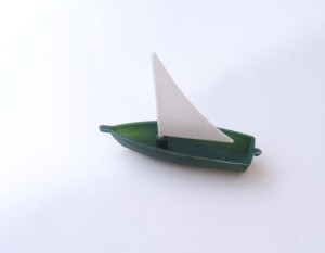 Sea-Shorties Green Boat