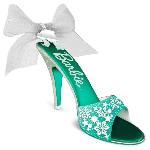Shoe-sational! Barbie™ Special Edition Ornament