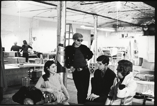 Silver Factory 1965 Any Warhol