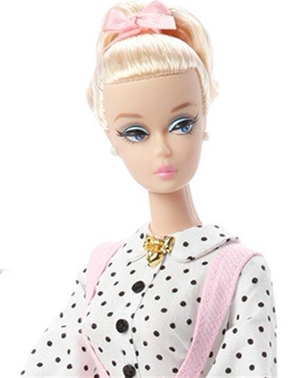 Soda Shop Barbie face