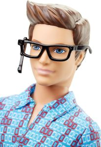 Spy Squad Ken doll face