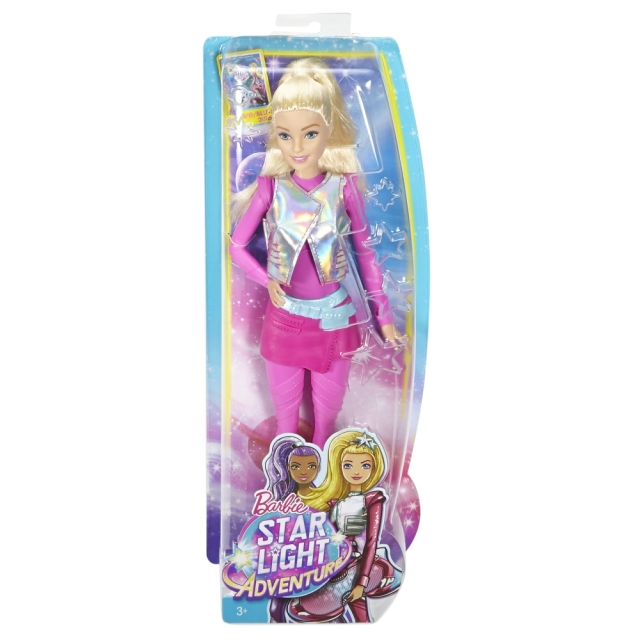 Star Light Adventure Galaxy Friend Doll barbie