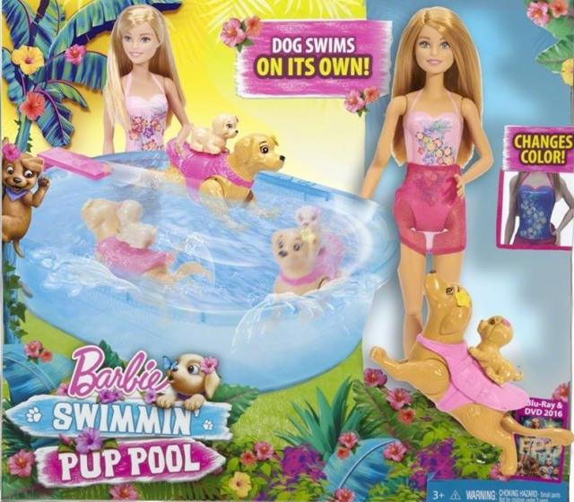 Swimmin' Pup Pool